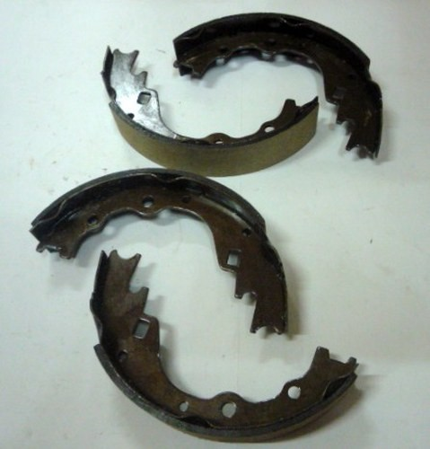 BRAKE SHOE ASSY K/TRAVELLO REAR