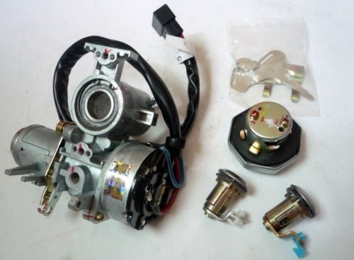 HOUSING IGNITION STATER ASSY M/PS120 [COMPLIT]