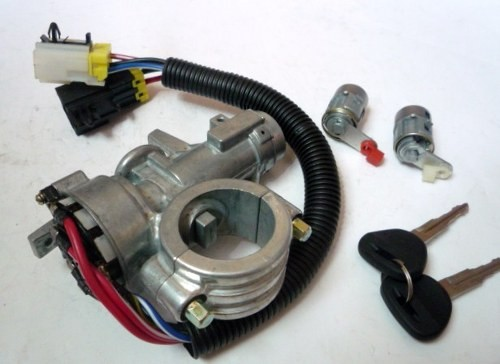 HOUSING IGNITION STATER ASSY M/FE84 INTERCOOLER