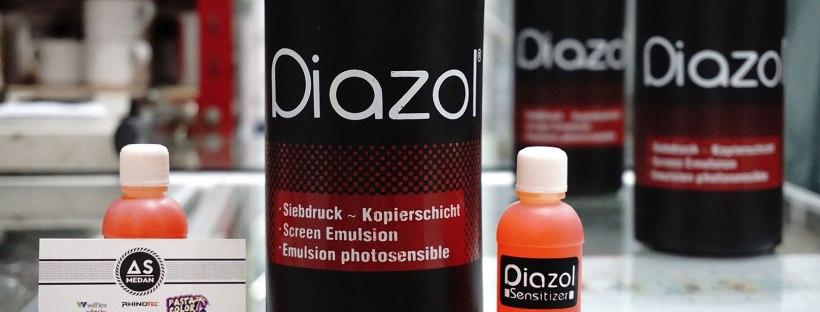 Diazol Photo Emulsion
