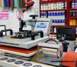 Alat Sablon Digital Mesin Press 5 in 1 Rhinotec RTM 01
