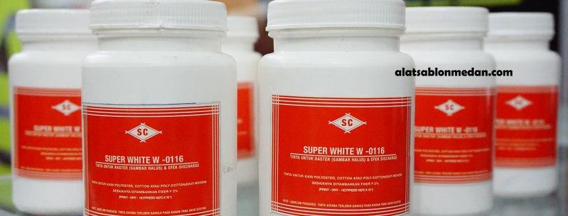 Tinta Sablon Kaos Matsui Super White
