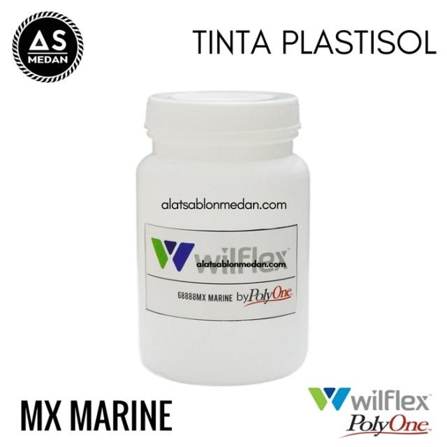 Tinta Sablon Kaos Wilflex Plastisol Mx Marine