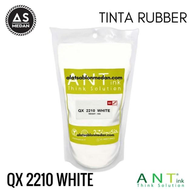Tinta Sablon Kaos Ant Ink QX White