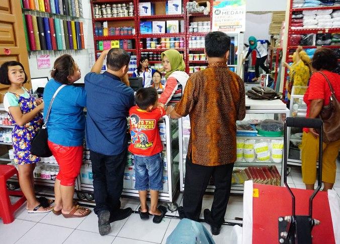 Toko Sablon Medan