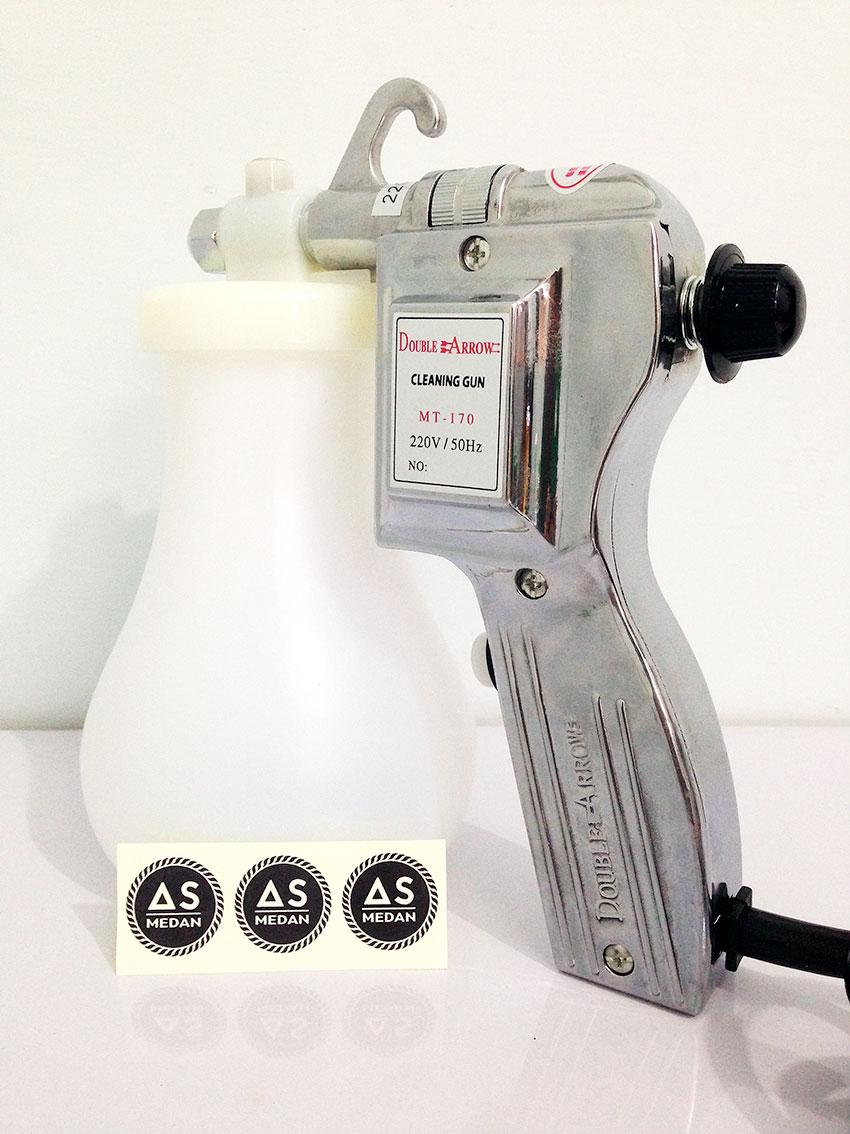 textile cleaning gun