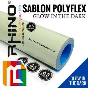 Polyflex Korea Rhino Glow In The Dark