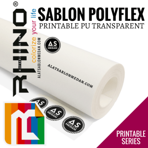 Polyflex Korea Rhino Printable PU Transparent
