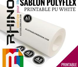 Rhinoflex Printable PU White | Polyflex Korea