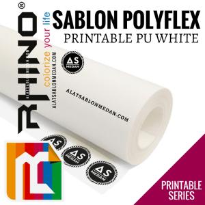 Polyflex Korea Rhino Printable PU White