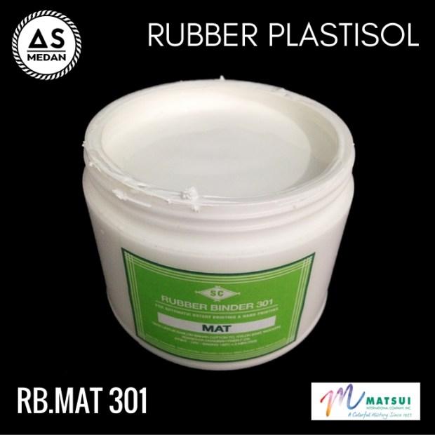 Tinta Rubber Plastisol Matsui