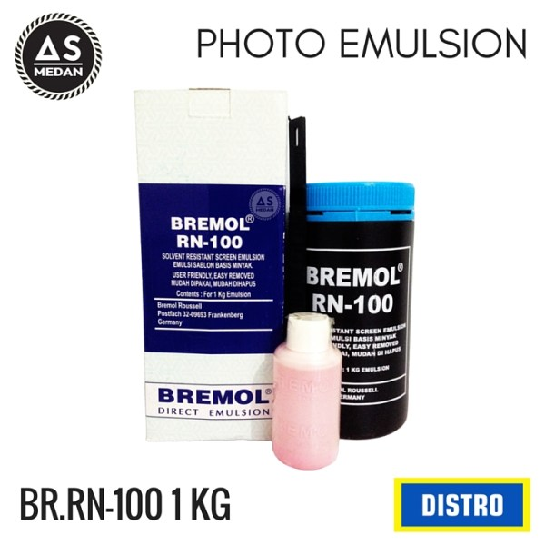 PHOTO EMULSION BREMOL RN-100