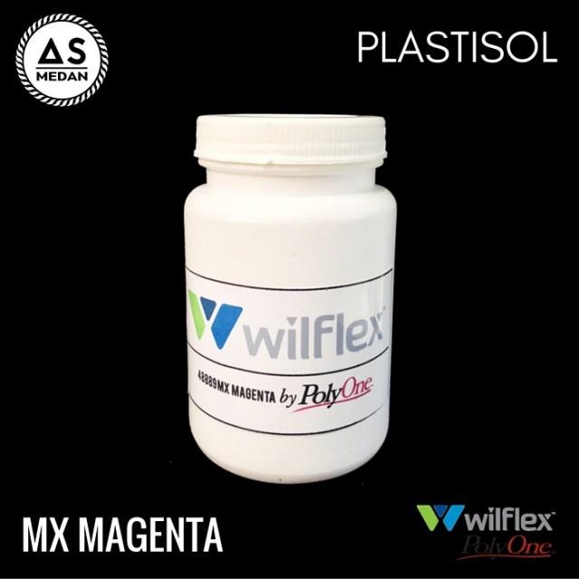 TINTA PLASTISOL WILFLEX POLYONE