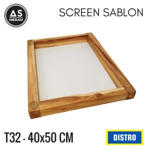 SCREEN SABLON MANUAL