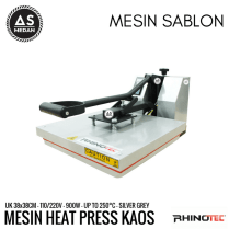 MESIN HEAT PRESS RHINOTEC