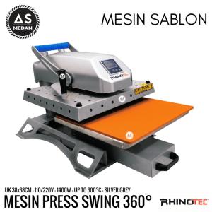 Mesin Press Swing 360° Rhinotec