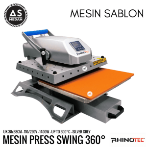 Mesin Press Swing 360° Rhinotec