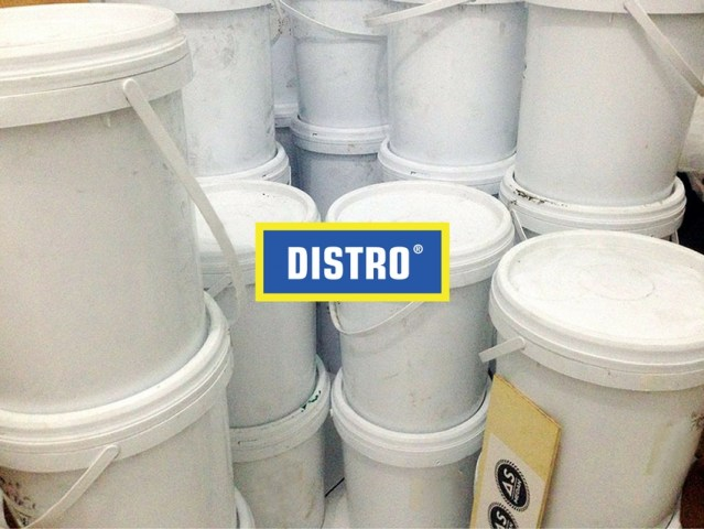 Distro Pasta rubber gloss