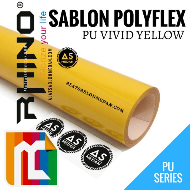Rhinoflex PU Vivid Yellow