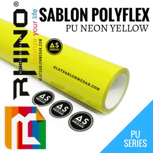 Rhinoflex PU Neon Yellow