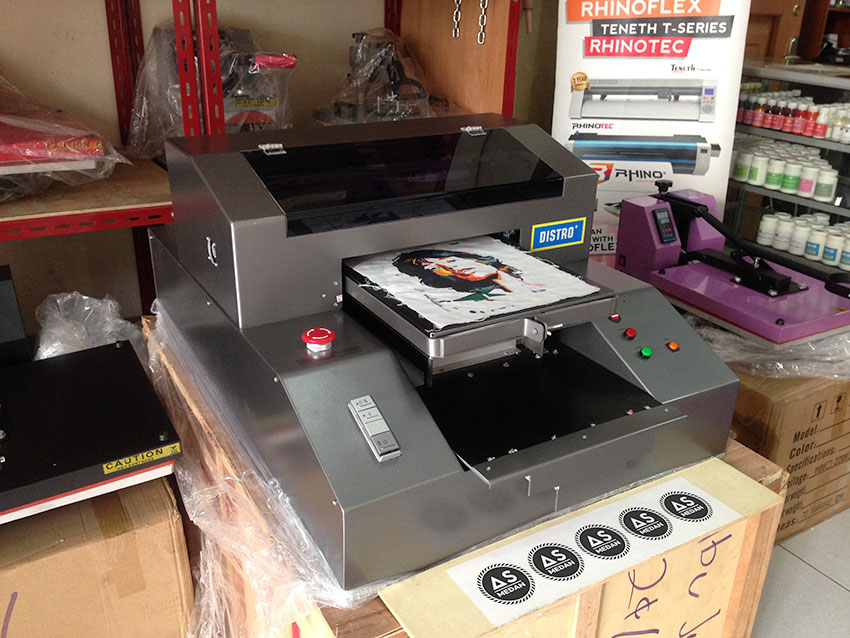 Printer DTG A3 DISTRO SPIDER II