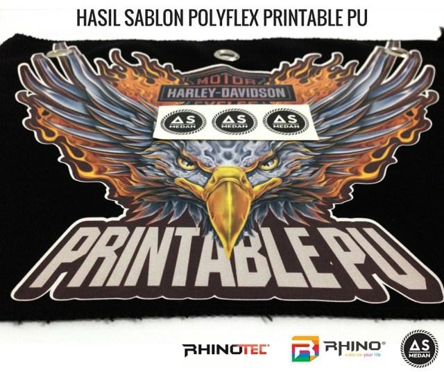 polyflex korea rhinoflex printable pu