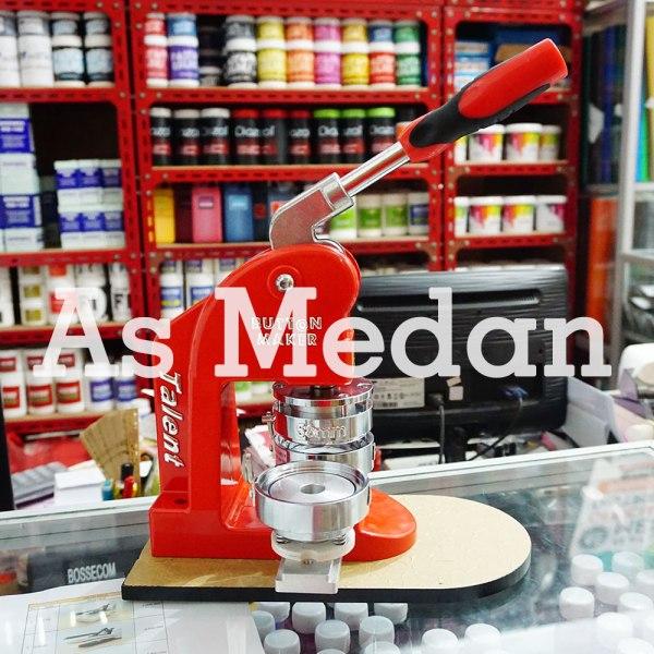 Mesin Press Pin & Gantungan Kunci Talent