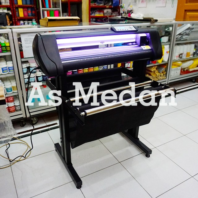 Distributor mesin cutting sticker jinka