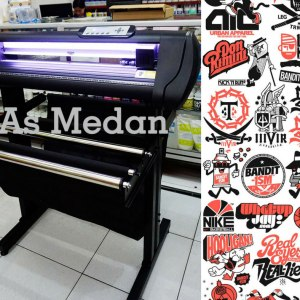 mesin cutting sticker jinka Medan