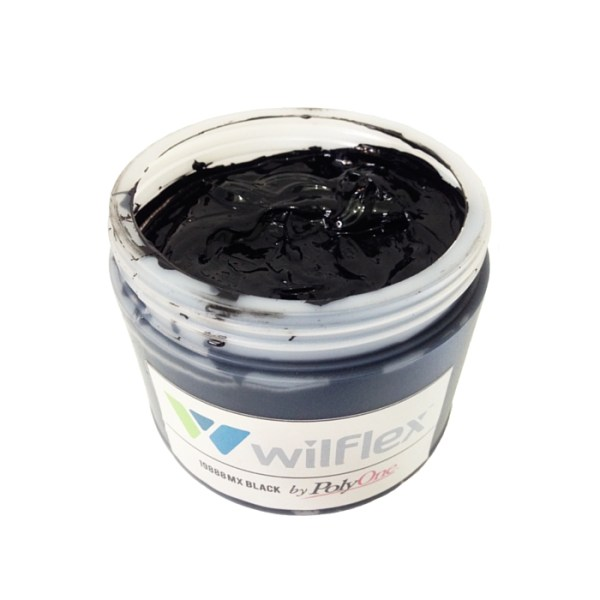 Tinta Plastisol Wilflex MX Black
