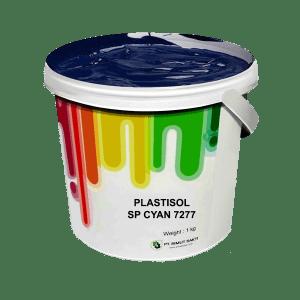 Tinta Plastisol Ant Ink Separasi Cyan