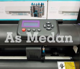 Mesin Cutting Sticker Jinka GC 1661 LED Contour