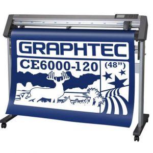 mesin cutting sticker graphtec ce6000-120
