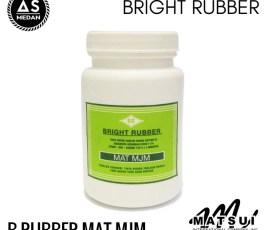 Tinta Sablon Kaos Matsui Bright Rubber Mat MJM 250gr