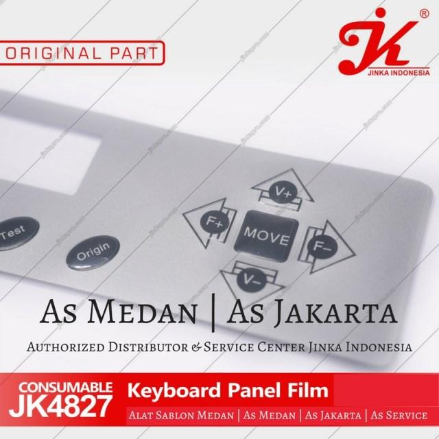 keyboard panel mesin cutting jinka