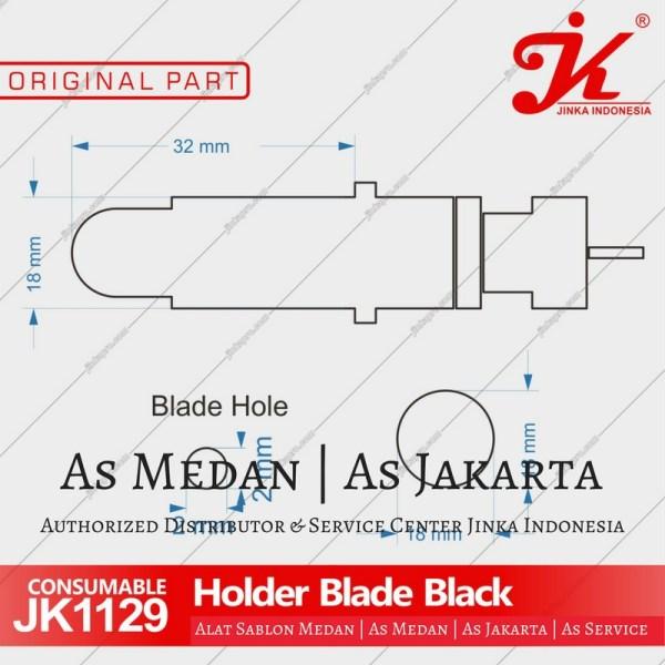 Blade holder cutting sticker Jinka XE