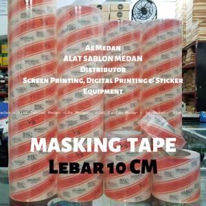 MaxDecal Masking Tape Stiker Skotlet