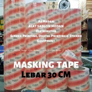 MaxDecal Masking Tape Skotlet Stiker