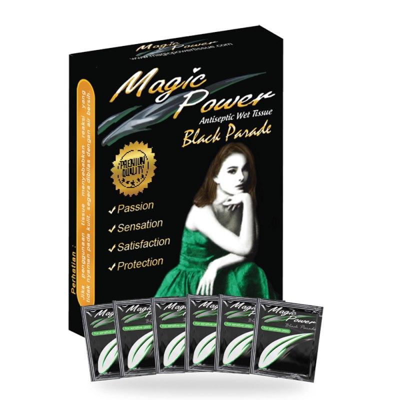 Magic Power Tissue