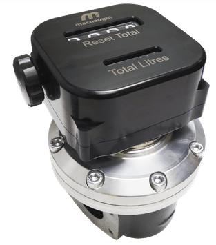 Flowmeter Macnaught F025-3S4