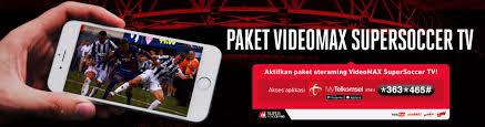 Telkomsel VideoMAX SuperSoccer TV