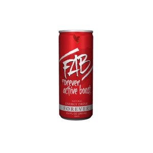 Forever living FAB (Forever Active Boost) energetinis gerimas