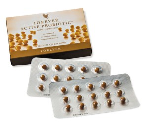 forever living gerosios bakterijos active probiotic