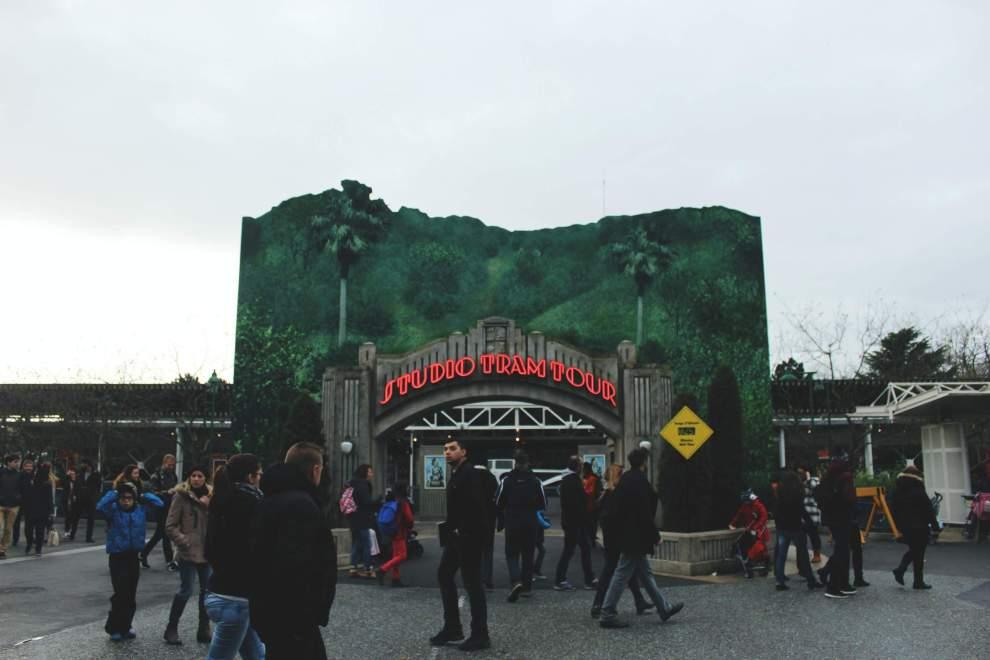 Frankreich-Paris-Disneyland