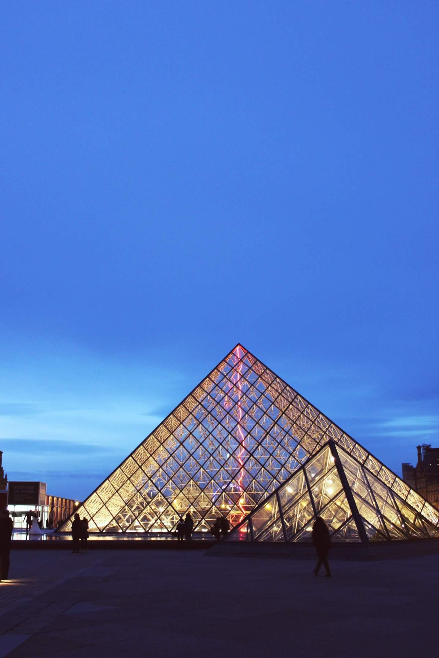 Frankreich-Paris-Louvre