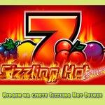 Играем на слоте Sizzling Hot Deluxe