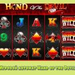Игровой автомат Hand of the Devil