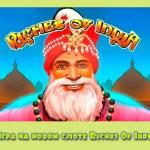 Игра в казино Вулкан онлайн на новом слоте Riches Of India
