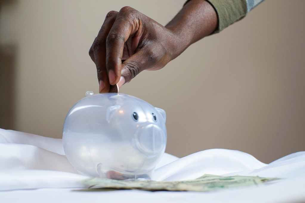 benefits of saving even small amounts