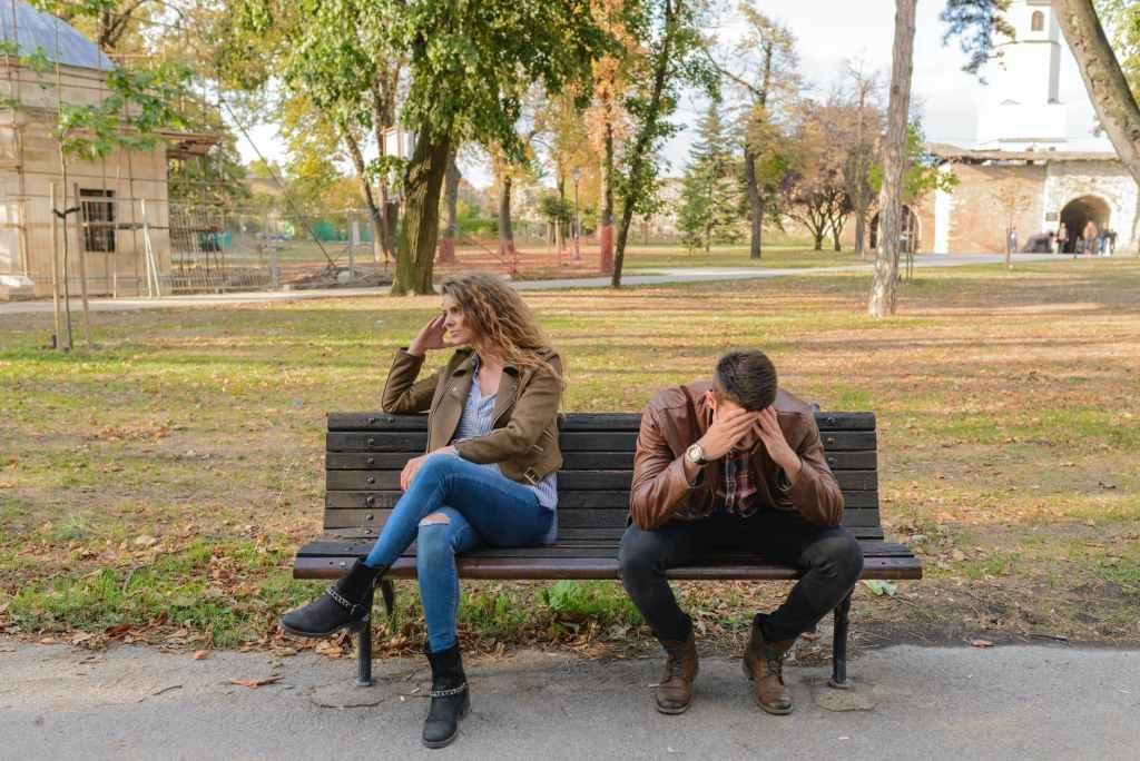 money ruining your relationship